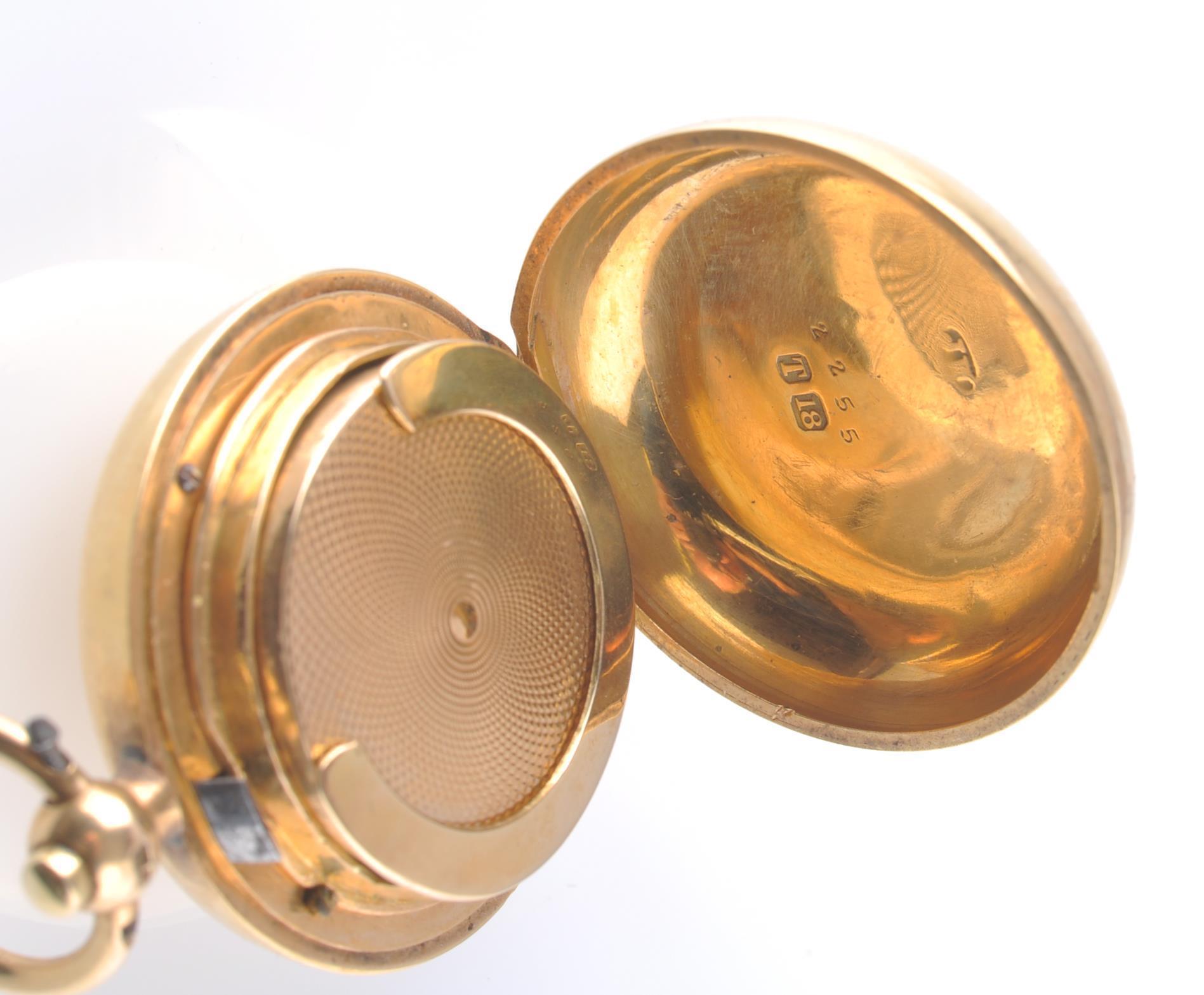 18CT GOLD HALLMARKED VICTORIAN SOVEREIGN HOLDER - Image 7 of 7