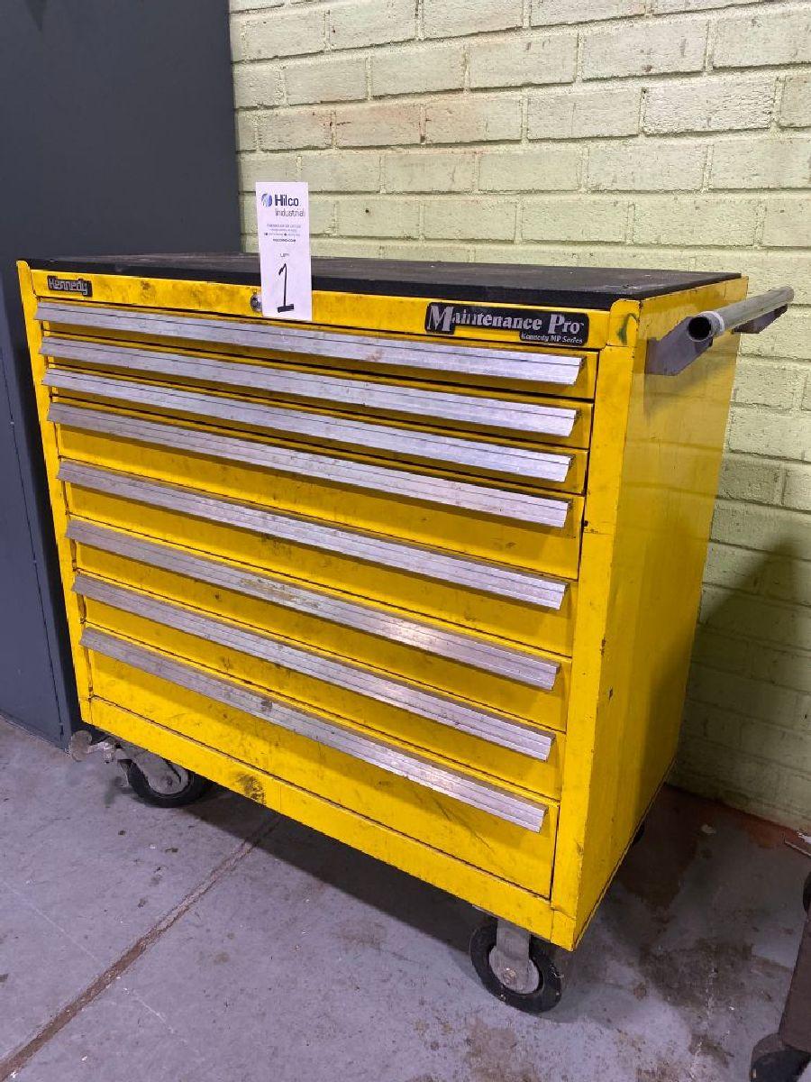 Kennedy Maintenance Pro Rolling Tool Box