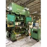 Minster Model PIECE-MAKER P2-150 150 Ton Straight Side Double Crank Press