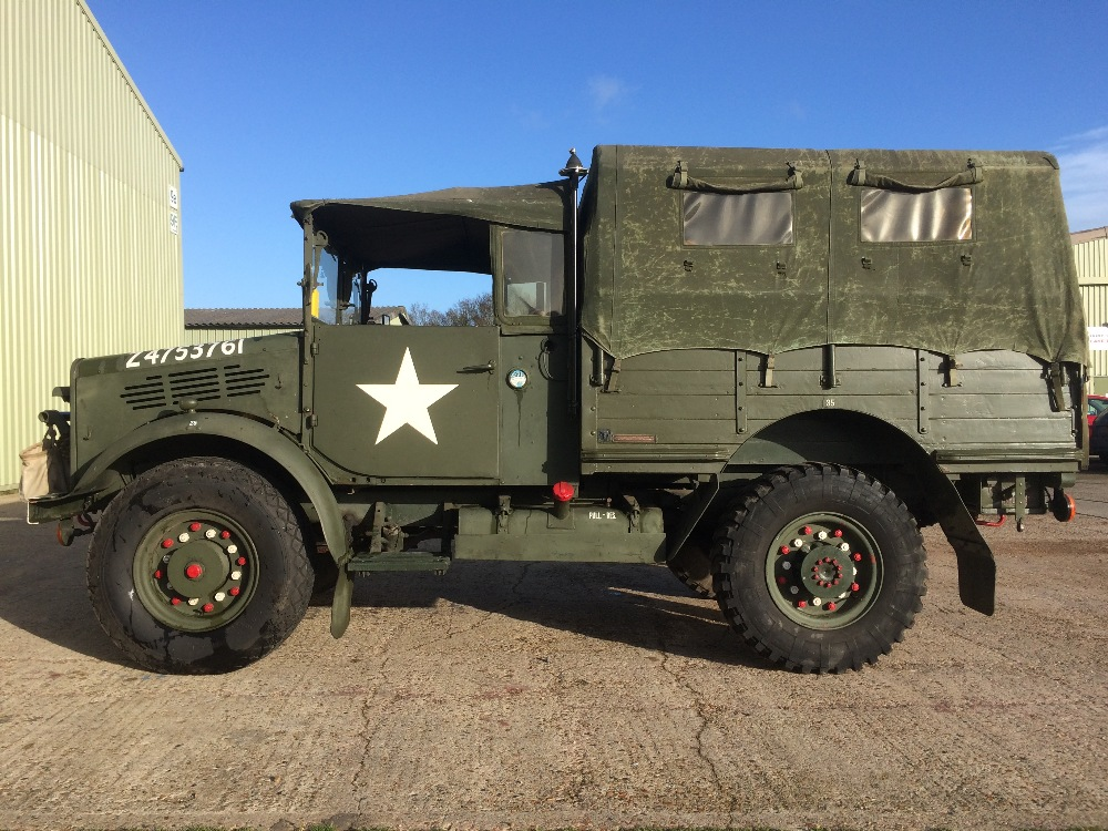 Lot 398 - A 1943 Bedford M.W. 15 cwt truck fitted