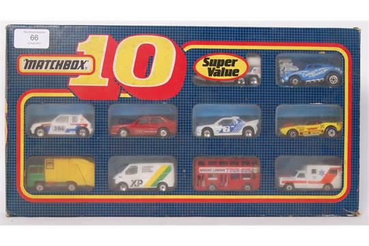 1980 Matchbox Cars Value