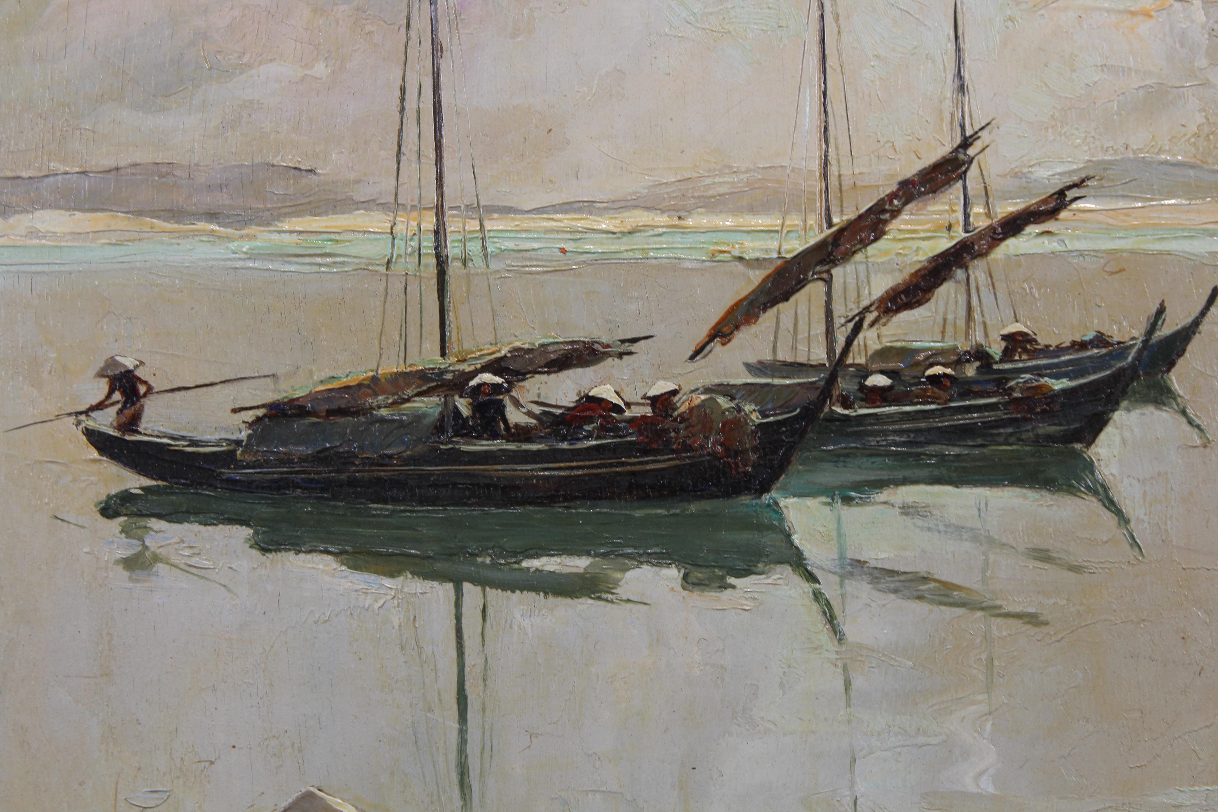 Lot 44 - Henri Mege (France, Viet Nam, 1904/09 - 1984)