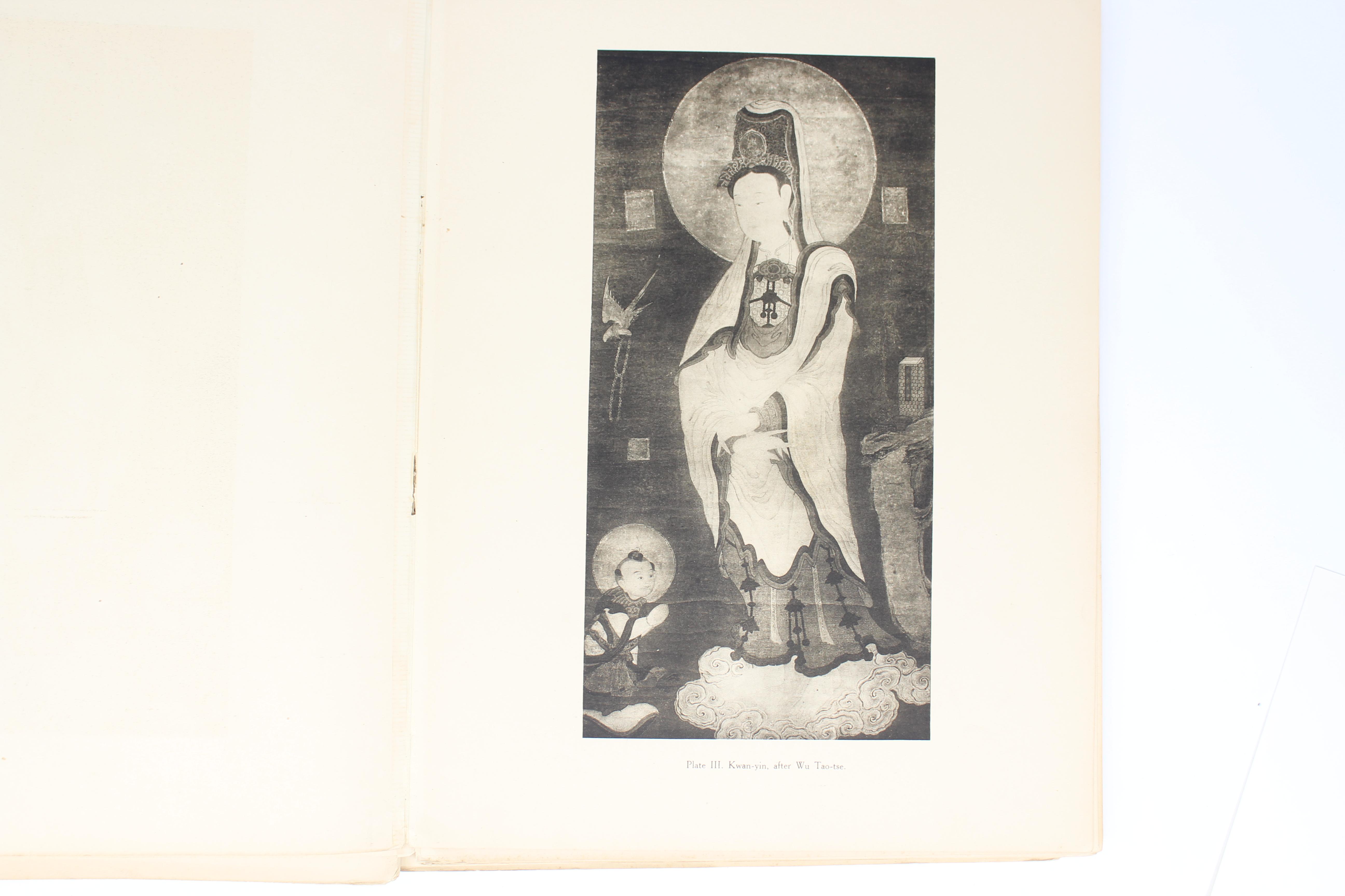 "Lot 107 - ""Tang, Sung and Yuan Paintings..."" Berthold Laufer"