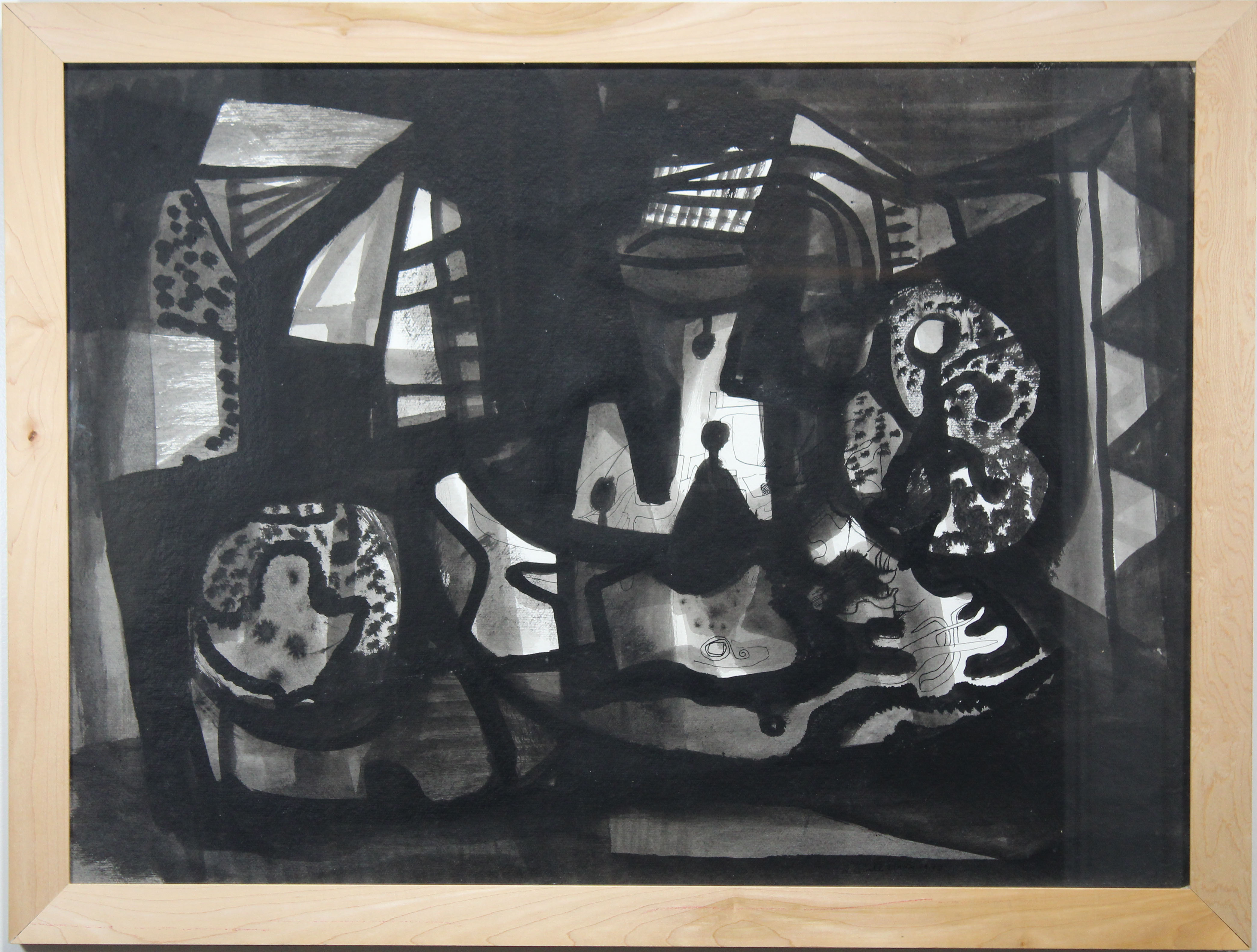 Lot 12 - Roberto Burle Marx (Brazil, 1909 - 1994)