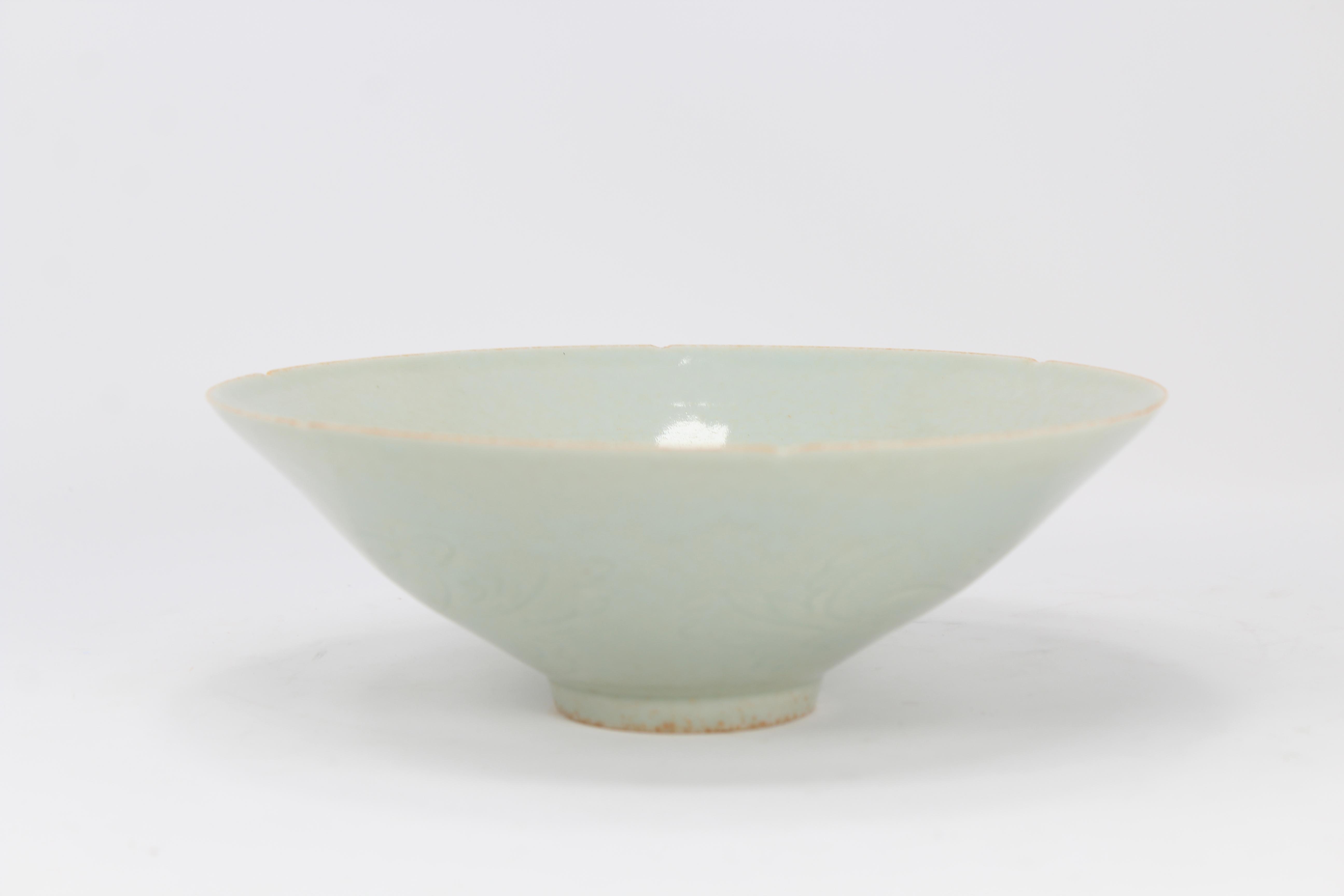 Lot 50 - Chinese Song Dynasty Qingbai Ware Bowl