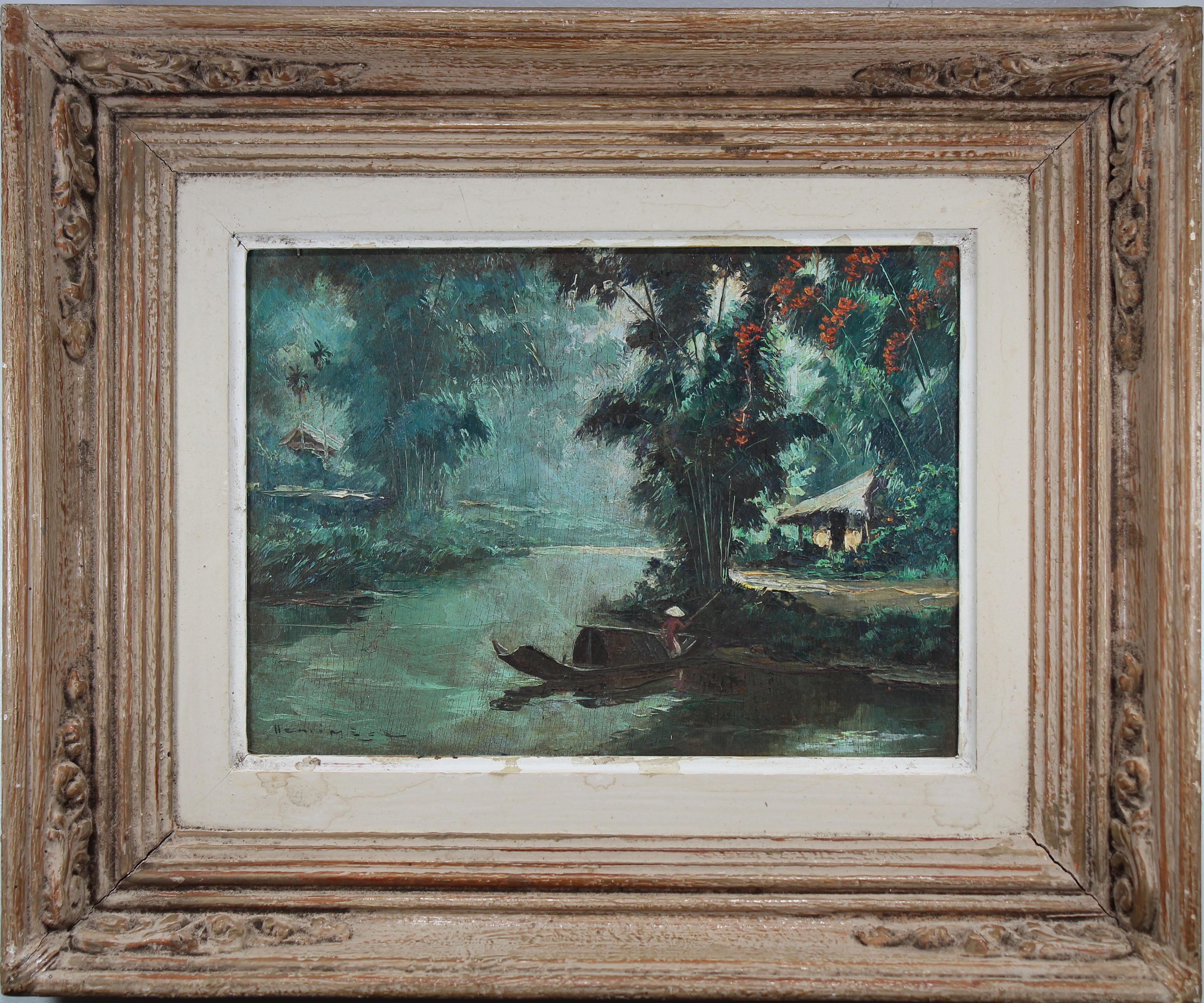 Lot 43 - Henri Mege (France, Viet Nam, 1904/09 - 1984)