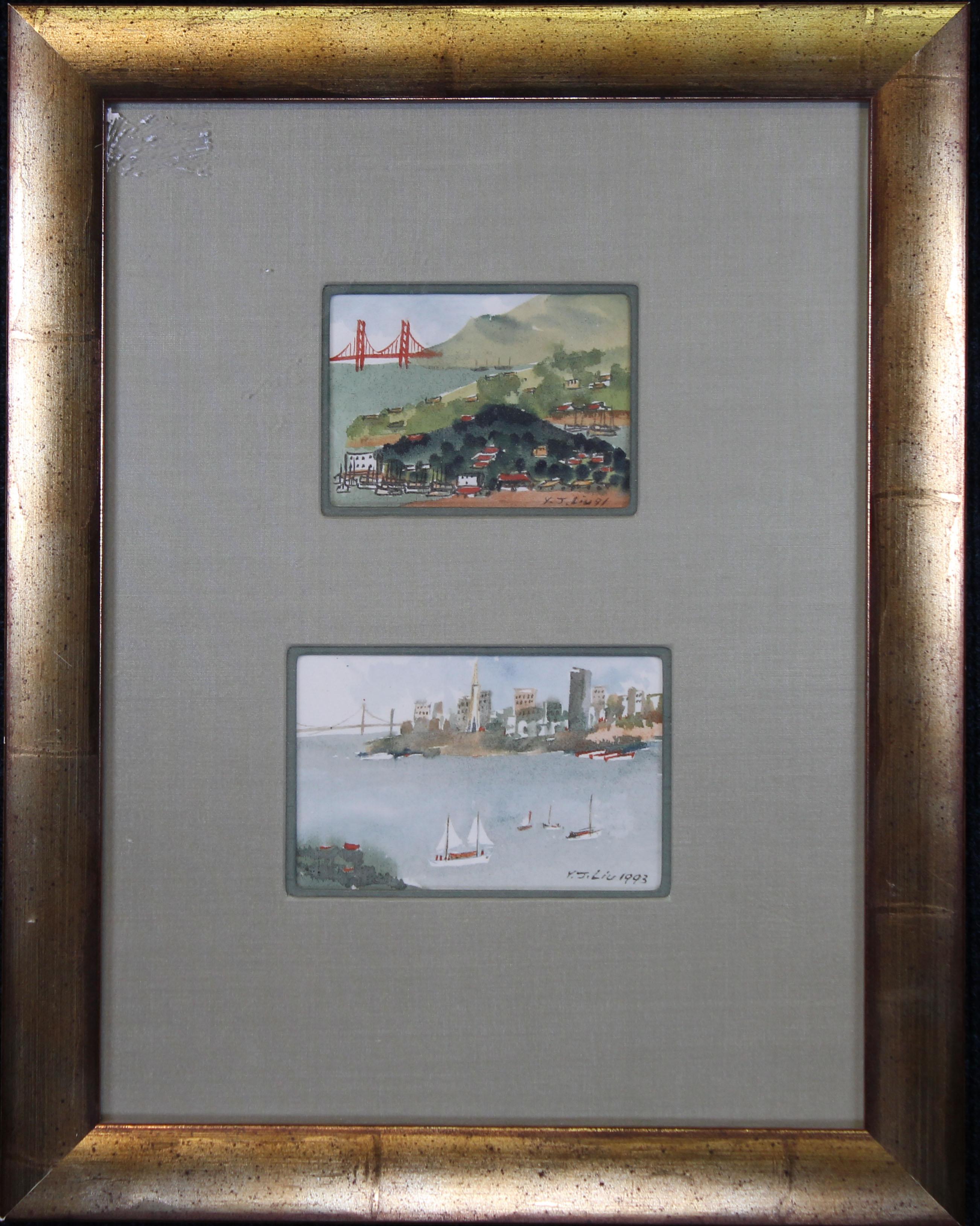 James Y.J. Liu (B. 1910) San Francisco