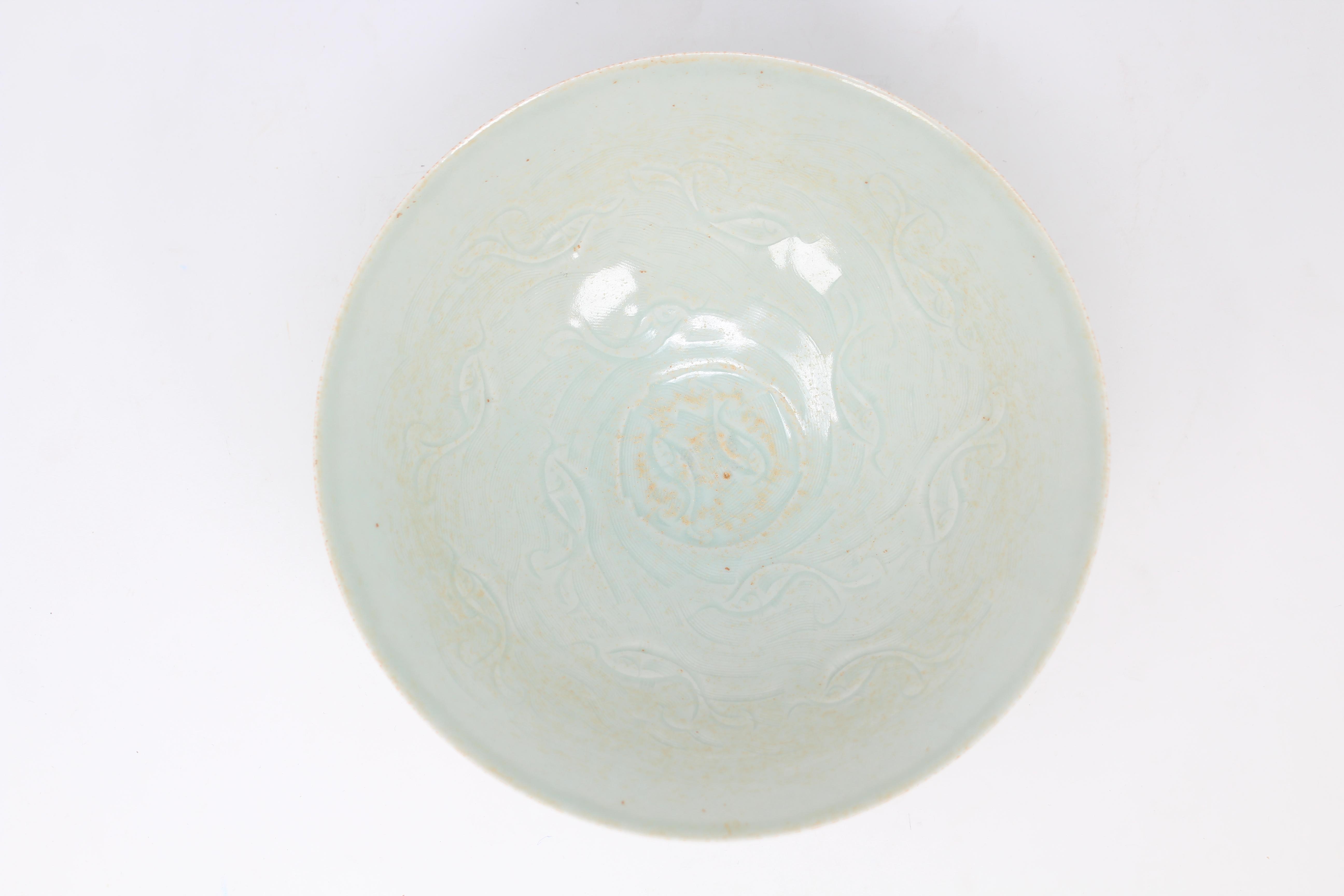 Lot 49 - Chinese Song Dynasty Qingbai Ware Bowl