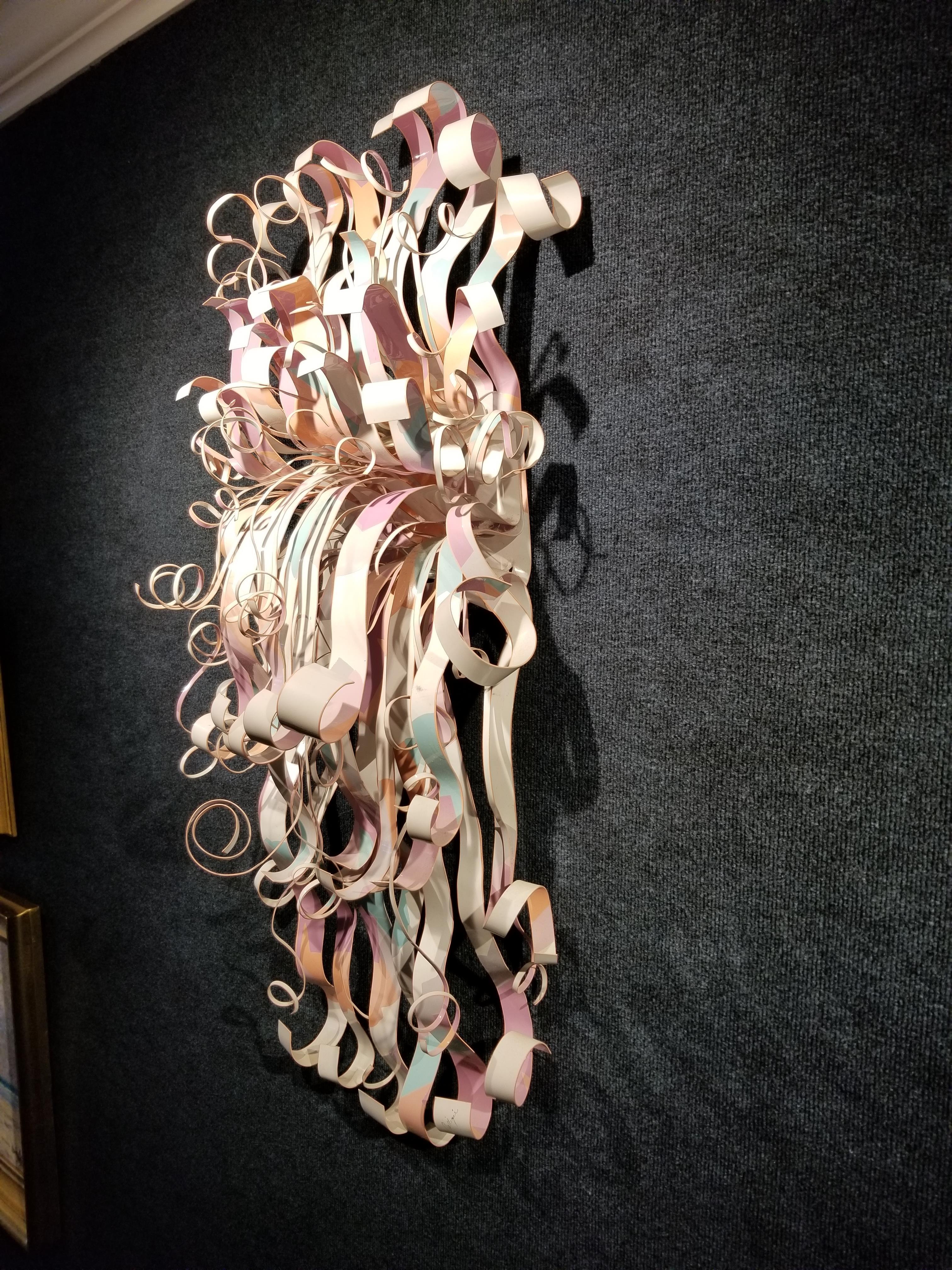 Lot 17 - Dorothy Gillespie (1920 - 2012) Metal Sculpture