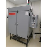 "JPW Design & Mfg Drying Oven 250°F Max Temp, 36""x36""x36"" Chamber, with Yokagawa Temp Control"