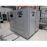 Taylor Winfield Technologies D15000 Induction Generator 480V 470A 390KVA 60Hz 3PH Input, 150KW 3-
