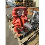 "Wilden Pumps 08-5000-01 Diaphragm Pump 2"" Outlet/ Inlet. Asset Located in Chandler, AZ 85226."