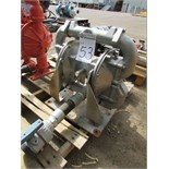 "Sandpiper HDF2, DB5A Diaphragm Pump 2"" Outlet/ Inlet. SN# 1706908. Asset Located in Chandler, AZ"