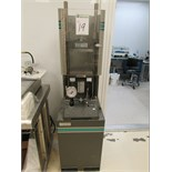 "Carver 3853-OC Manual Twin Screw Hydraulic Compression Tester 9""x9"" Plate, 16"" Max Daylight, 50,"