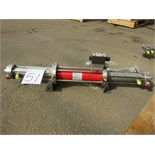 Maximator HDLE 30D Hydraulic Drive Gas Booster 1:4 Pressure Ratio. Asset Located in Chandler, AZ