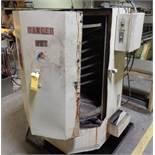 """30"""" ROTARY AQUEOUS PARTS WASHER"""