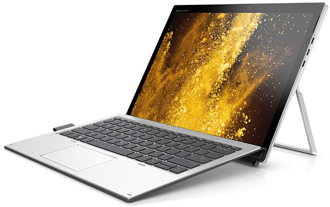 Lot 50019 - V Grade A HP Elite X2 1012 G1 Transformer Laptop & Tablet - Intel Core M7-6Y75 CPU 1.2Ghz - 8GB