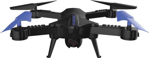 Lot 50054 - V Brand New MiDrone HD WiFi Drone With Intergrated Full HD Camera PLUS VR Kit (Goggles & Case) -