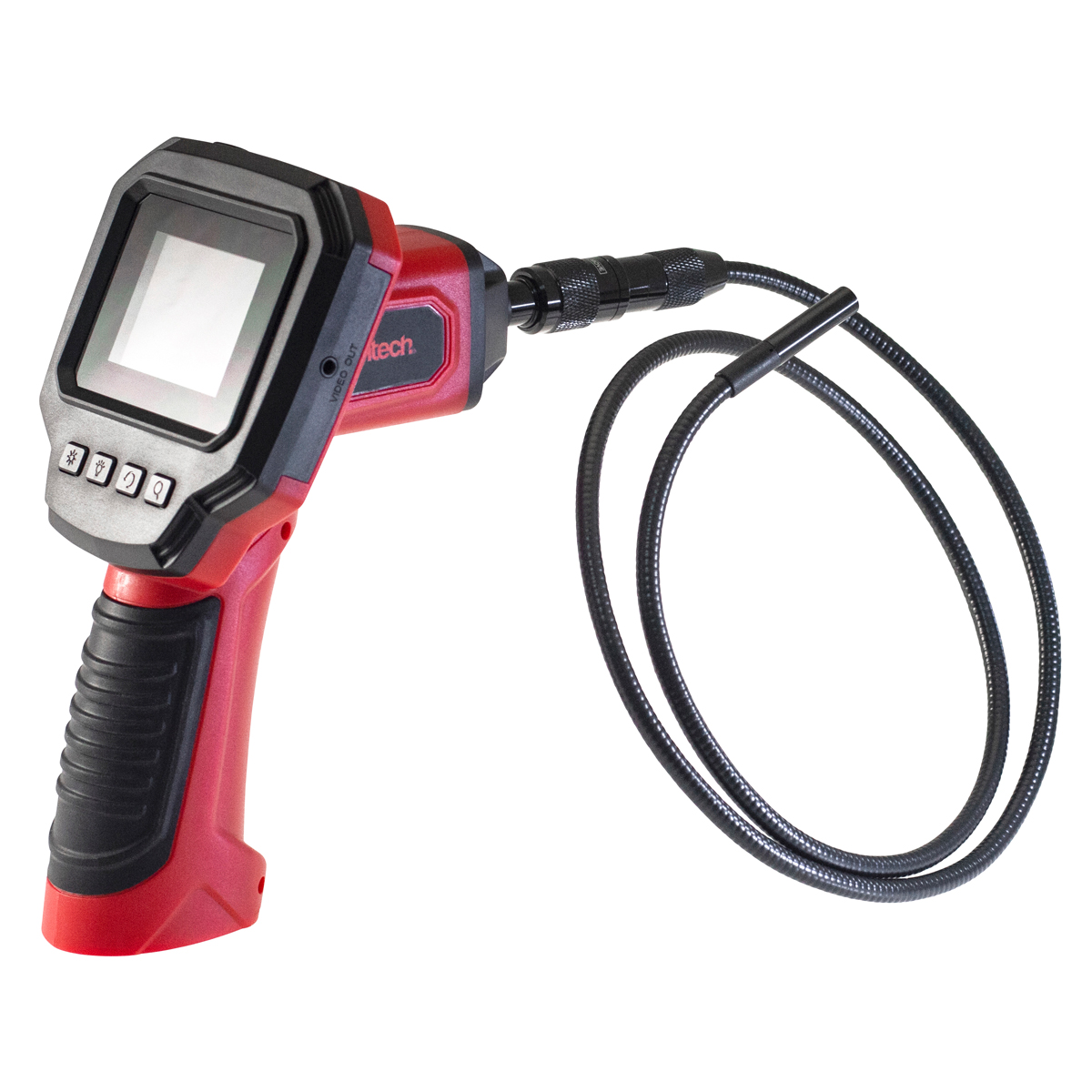Lot 50039 - V Brand New 2.4 Inch Colour LCD Inspection Camera - Adjustable Backlit LED Screen