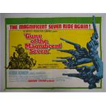 A selection of 1950s/60s UK Quad Film Posters to include: SEVEN HILLS OF ROME; STRANGER IN MY
