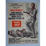 NEVADA SMITH (1966) - (STEVE MCQUEEN) French Moyenne Film Poster