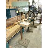GENERAL FLOOR MOUNTED DRILL PRESS ( INCOMPLETE)