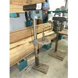 KING FLOOR MOUNTED DRILL PRESS (INCOMPLETE)