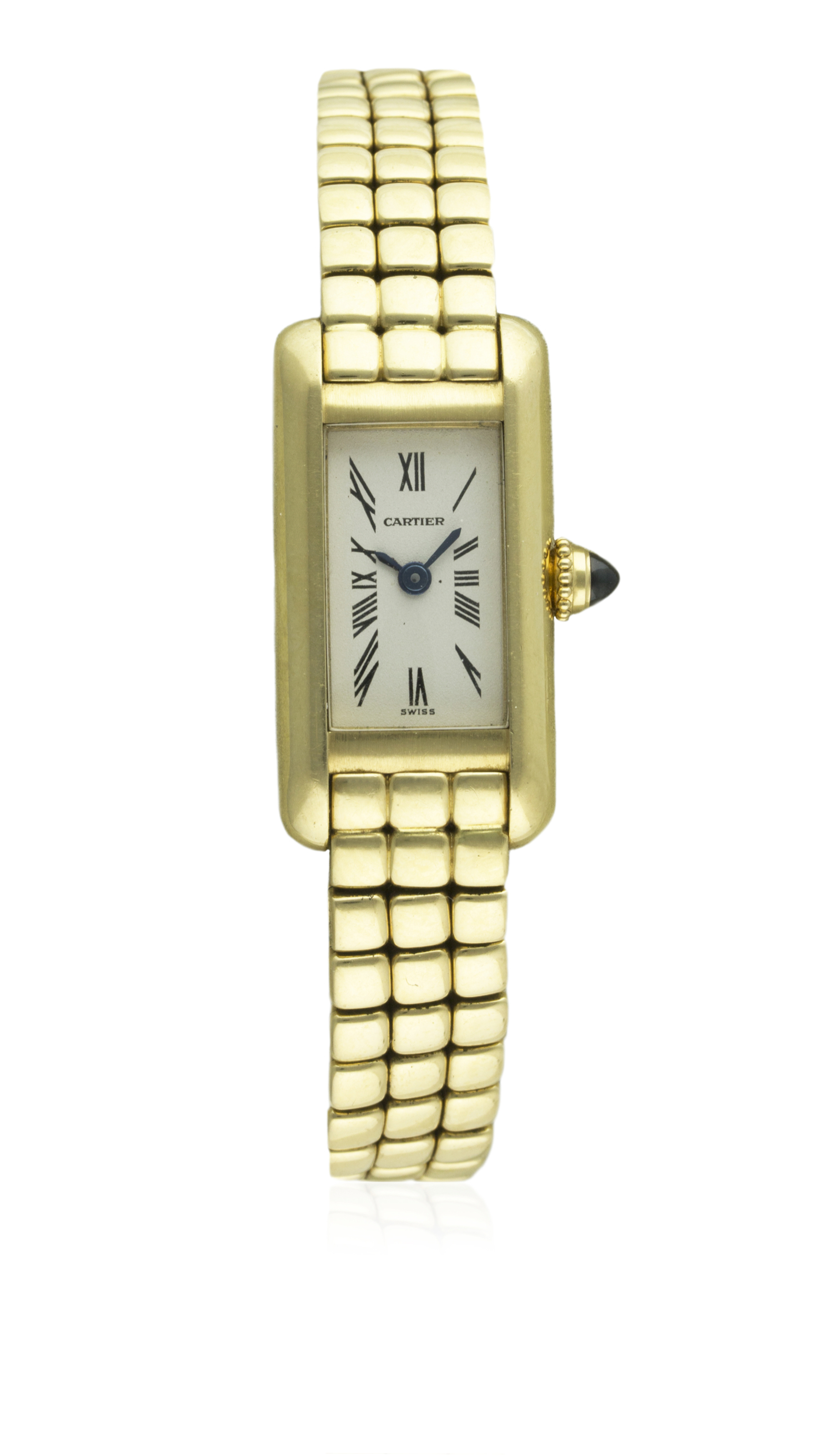 francaise preowned watch cartier owned watches tank pre ladies