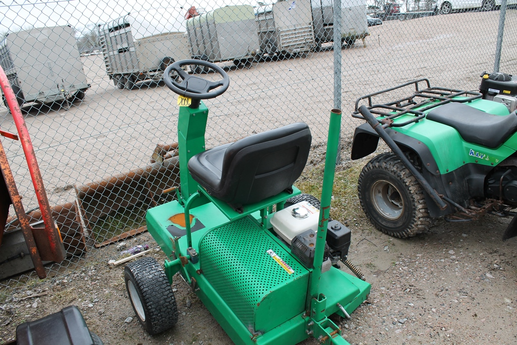 Lot 2004 - GRADEN POLLER GRS100P 3072 MANUAL PC
