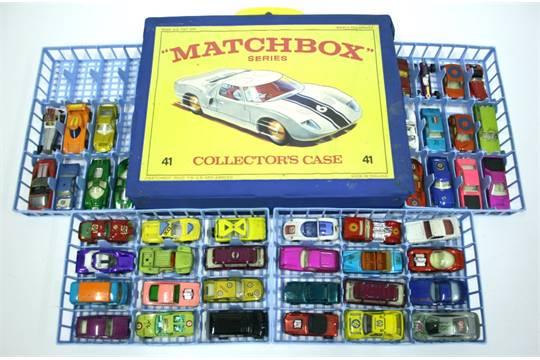 Quantity of various die-casts models,includes Matchbox