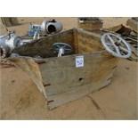 """8"""" Gate Valves. Lot: (2) Newco, 300LB Pressure Class, 740 PSI at 100°F, -20°F to 800°F Temperature"""