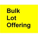 ***Bulk Sale Offering*** Steel Building and Contents, Represented by Lots 2 thru 17 . Winning Bid