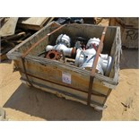 """Check Valves. Lot: (1) 6"""" Newco, 300 Pressure Class, (2) 4"""" Bvalve . Alpha West. Asset Located at"""