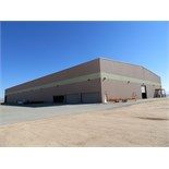 Steel Building. Includes (2) Approx. 59' x 392' Bays, (1) Approx.. 59' x 484' Bay, (6) Approx. 28'W