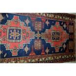 Galerie, Meshkin, Persienca. 325 x 130 cm.