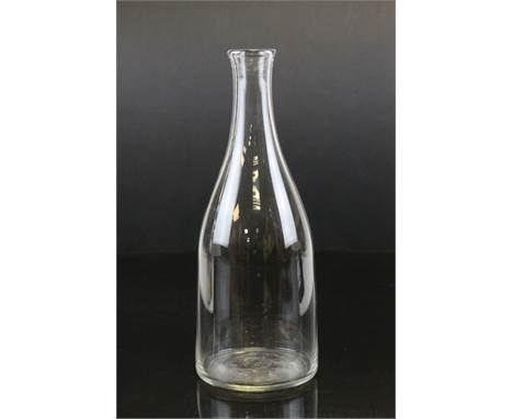 19th century Glass Carafe