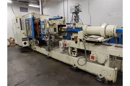 cincinnati milacron 250 ton 12 oz hydraulic injection molding rh bidspotter com cincinnati milacron injection molding manual cincinnati milacron injection molding machine parts