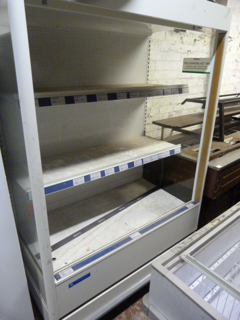 Lot 3 - Norpe Model:H31902S Open Fronted Multideck Chilled