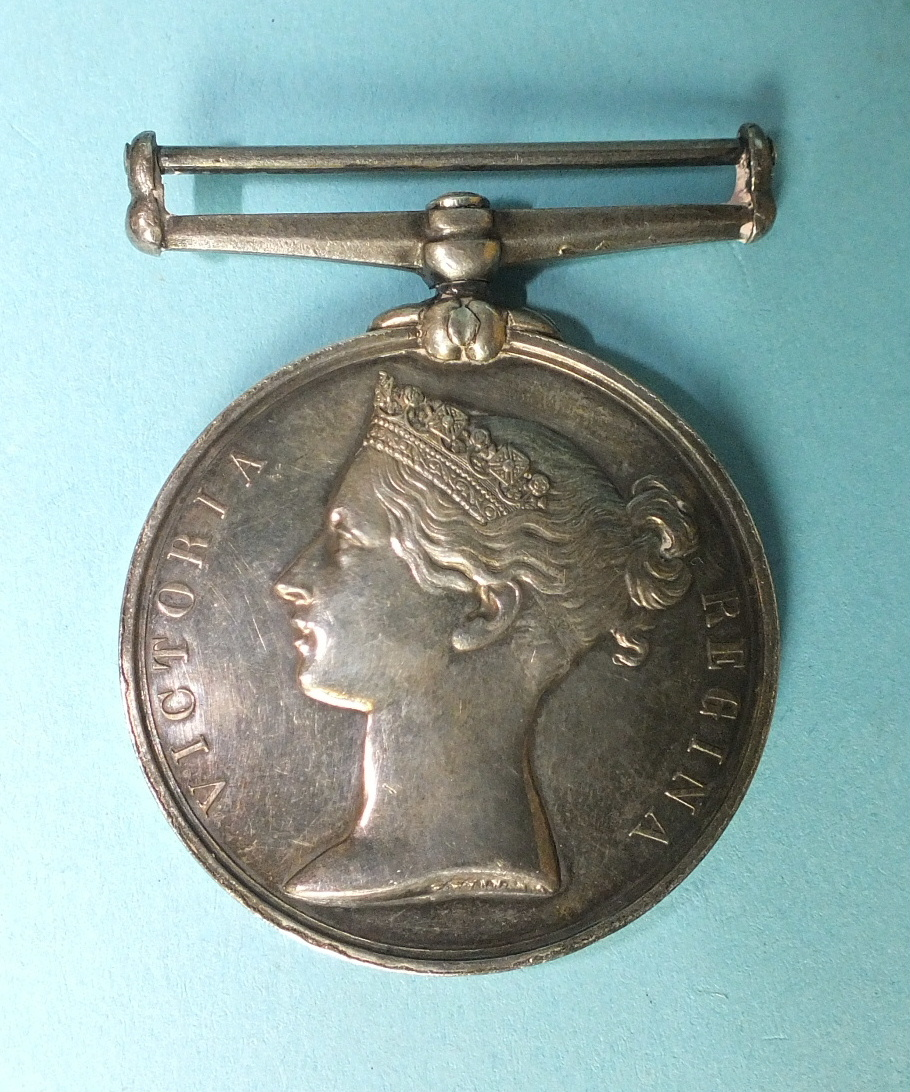 Lot 581 - A Victorian Royal Navy Long Service and Good Conduct Medal awarded to Fred K Rendle, Btmn H M