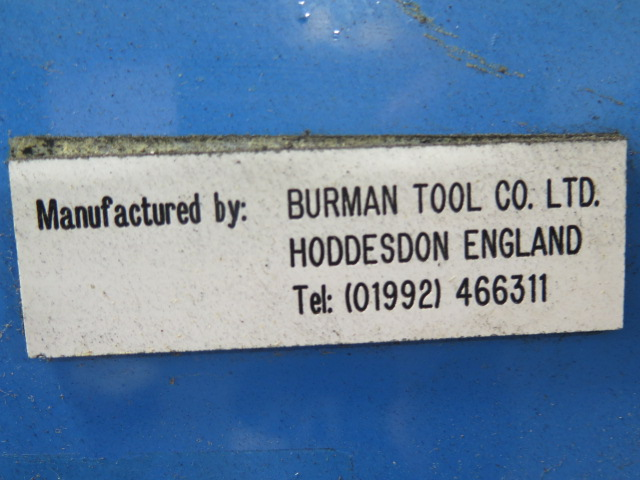 "Lot 39 - Burman Tool Automatic 2"" Rotary Belt Sander"