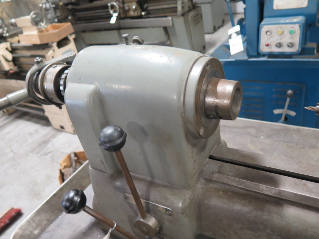 Lot 48 - Hardinge mdl. 59 Second OP Lathe s/n 59-16110 w/ 230-3900 RPM, 8-Speeds, 5C Collet Closer, 6-Station
