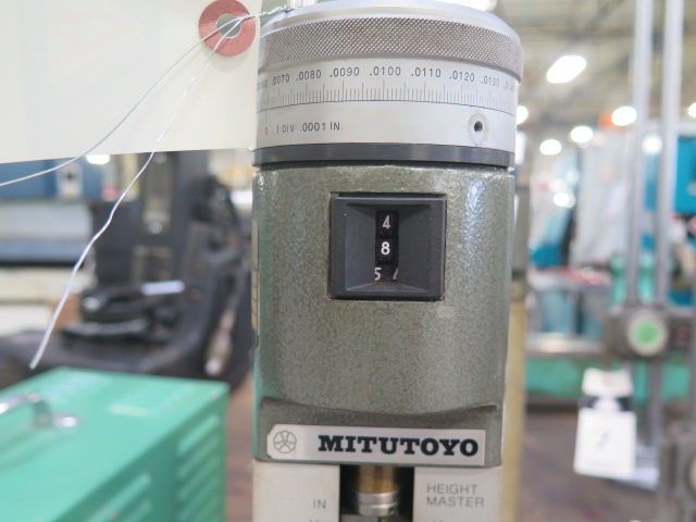 "Lot 3 - Mitutoyo 12"" Height Master"