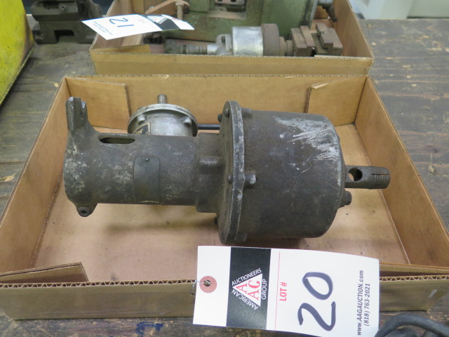 Lot 20 - Procunier Tapping Heads