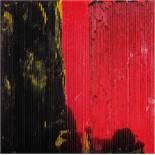 Opening: 4000 EUR        Jakob Gasteiger  (Salzburg 1953 geb.)  (ohne Titel)  Öl auf Leinwand  70,