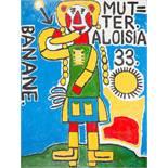 Opening: 15000 EUR        August Walla *  (Klosterneuburg 1936 - 2001 Klosterneuburg)  Mutter