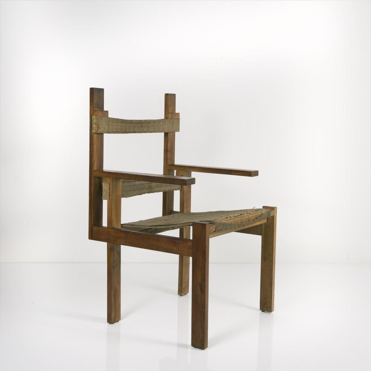 Los 7 - Marcel Breuer, 'Lattenstuhl ti 1a', 1924'Lattenstuhl ti 1a', 1924H. 95,2 x 56 x 57,7 cm;