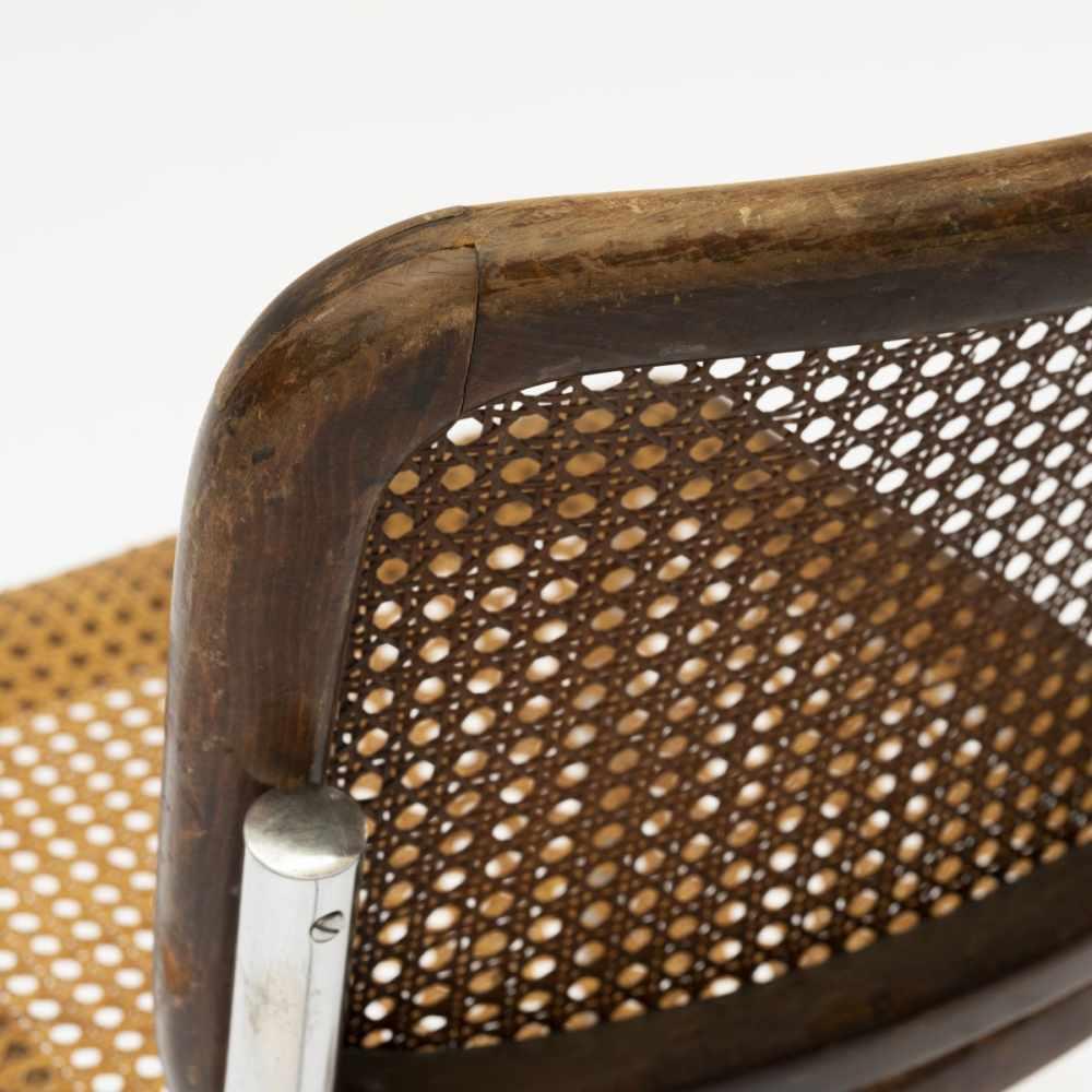 Los 40 - Marcel Breuer, Sechs Stühle 'B 32 - Cesca', 1928Sechs Stühle 'B 32 - Cesca', 1928H. 81 x 47 x 61