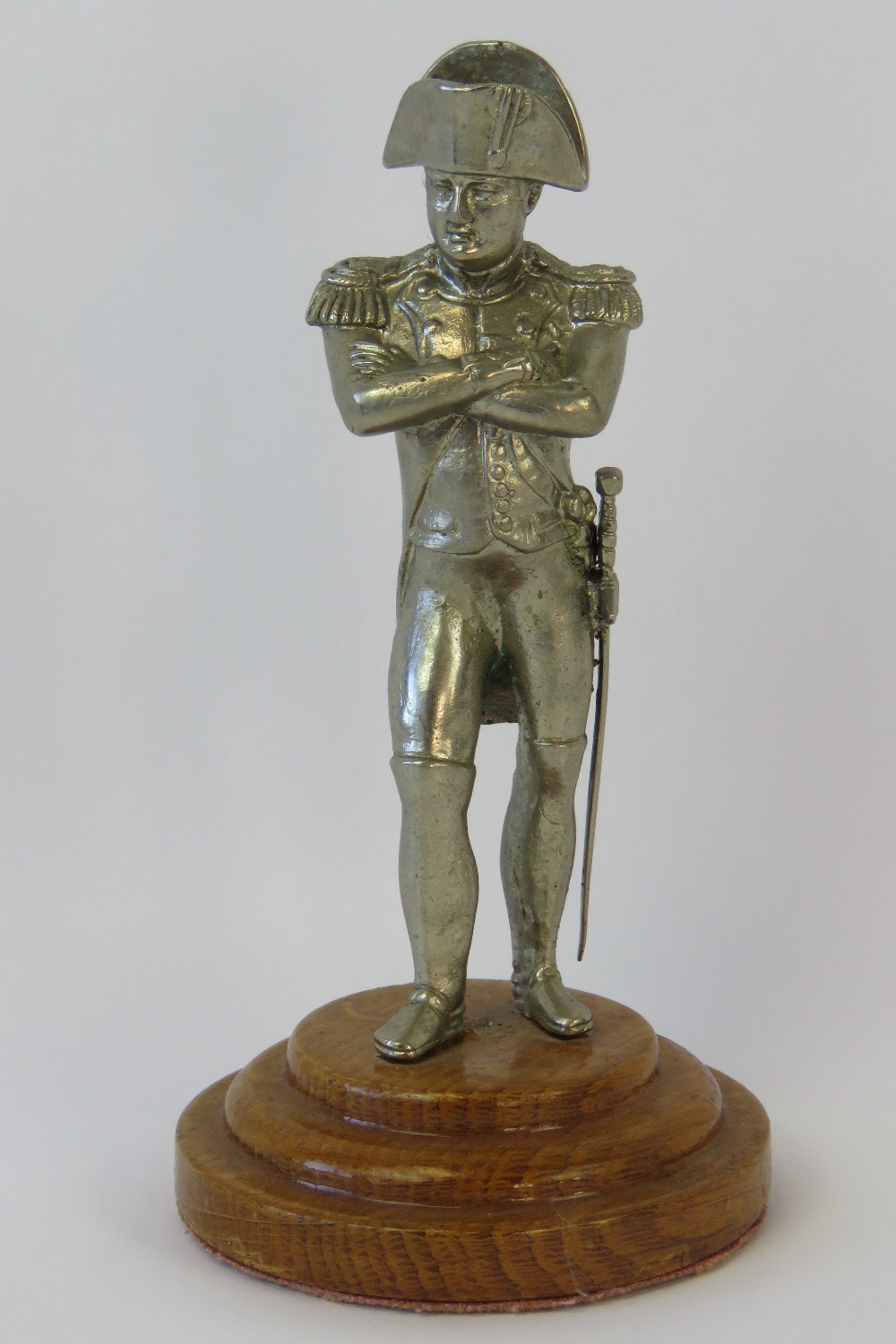 A 20th century cold cast figurine of Nap
