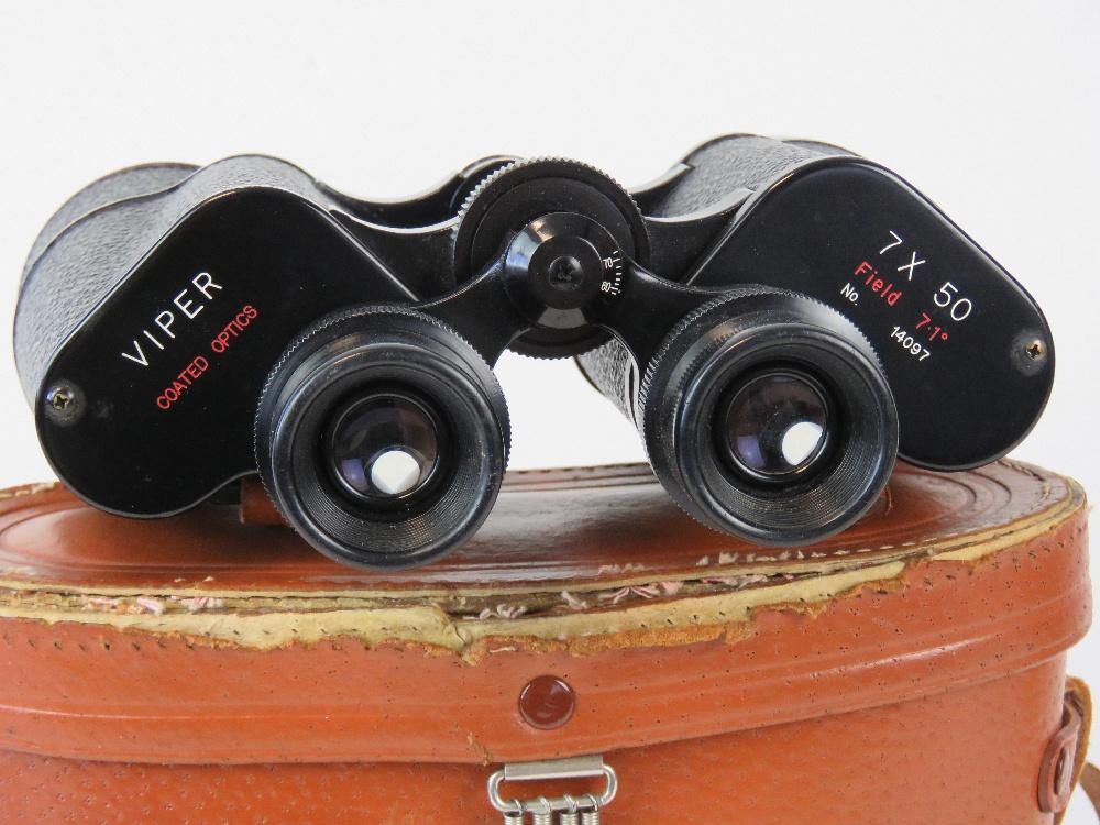 A pair of Viper 7x50 field binoculars, i - Image 2 of 3