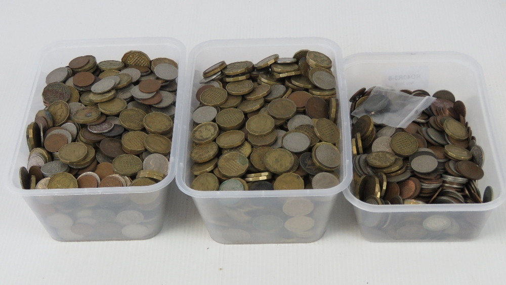 A large quantity of British 1947 and lat